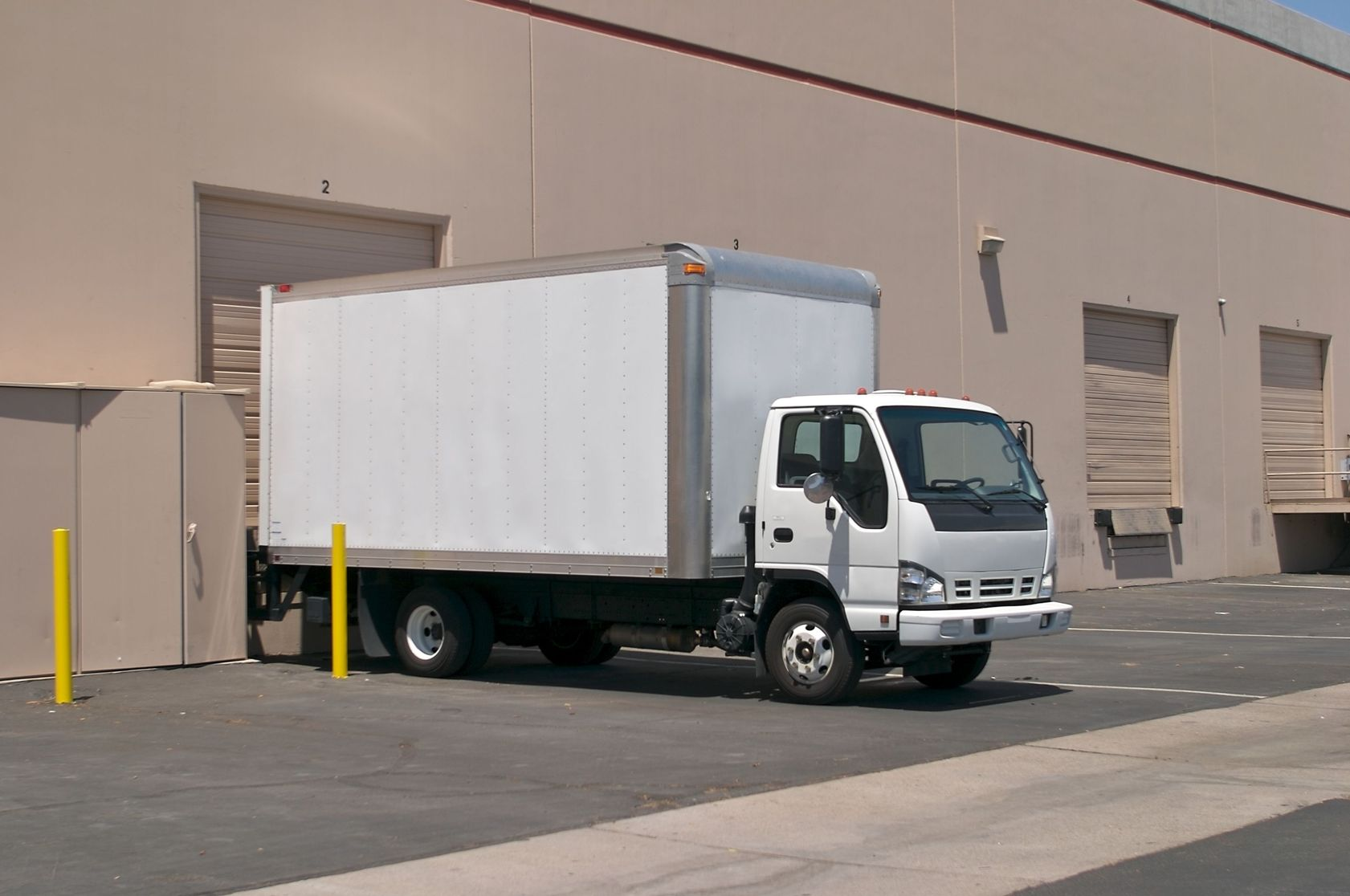 Canyon, Amarillo, Hereford, TX. Box Truck Insurance